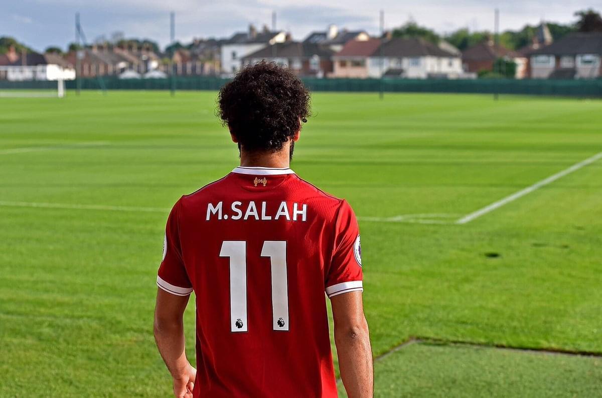 3690万镑打破队史纪录!利物浦宣布签埃及梅西