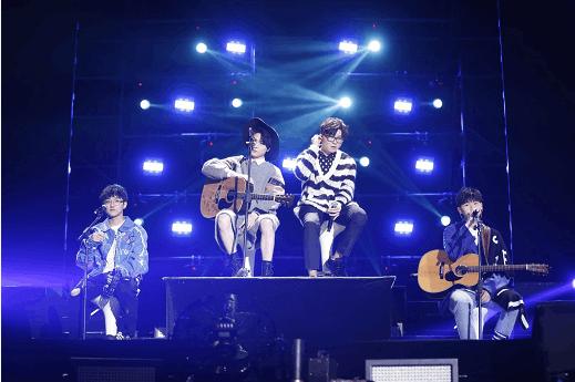 《明日之子》全国巡回演唱会首站火爆开唱
