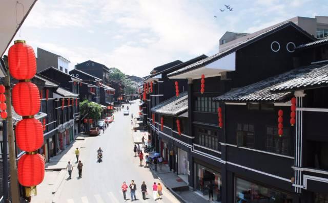 漫步东溪抗战文化街 倾听历史呢喃细语
