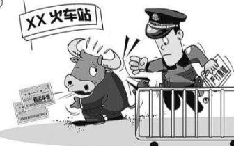严打倒卖车票行为 铁警抓获17名票贩子