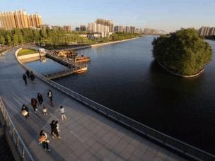 2019年太原汾河景区将会开通夜游项目