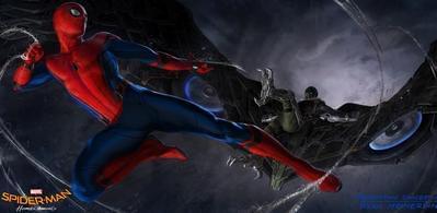 《蜘蛛侠:英雄归来》首曝预告
