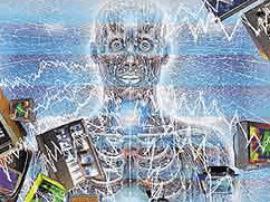 手机发出的电磁辐射对人体影响往往大于移动基站