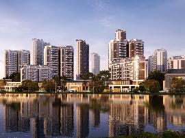 一个豪宅成就一座城市人居典范