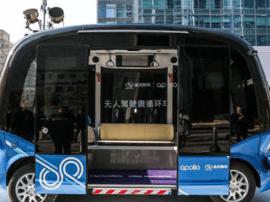 百度无人车量产又进一步,原来奥秘是为中国路况定制自动驾驶