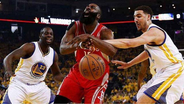 NBA-最强火箭灭勇士取开门红?博彩公司盘口暗藏玄机