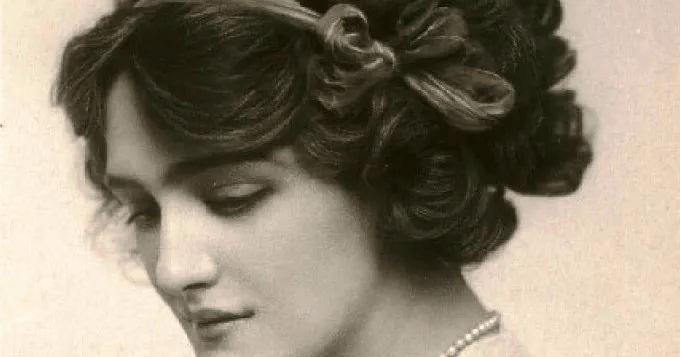 十九世纪那些被人们认为最美丽的女人 看看都有谁