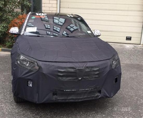 家族式设计 荣威全新小型SUV或10月上市