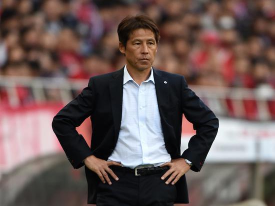 揭秘日本新帅:奥运会赢了双R巴西 不败战绩夺