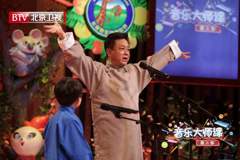 《音乐大师课》迎收官 朱军甘为九岁京娃当捧哏