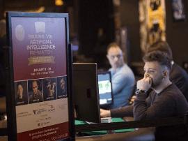 扑克人机大战 人工智能遥遥领先