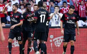 米兰4-0拜仁 恰尔汗奥卢世界波