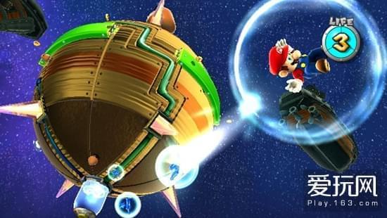游戏史上的今天:开创新时代《超级马力欧银河》
