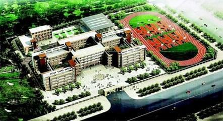 惠南实验学校9月投入使用 提供1800个学位