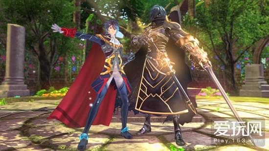 火纹角色以这种形式出现在游戏里