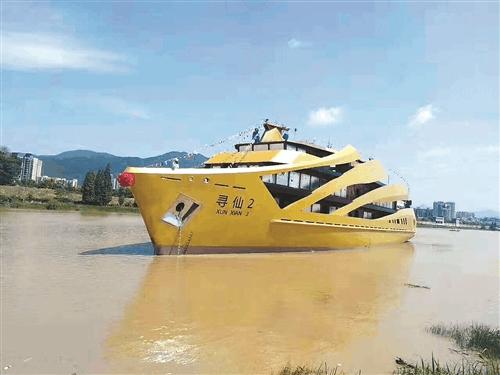 台州船企不断寻求转型 走在供给侧转型新路上