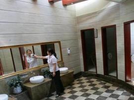 """国家旅游局:不能搞所谓""""五星级厕所"""""""