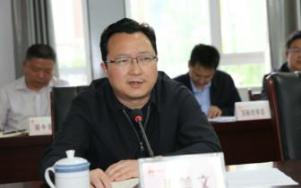 奉节县长祁美文:一对一把脉问诊 共促实体经济发展