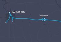 美密苏里州计划造超级高铁已与Hyperloop签勘探