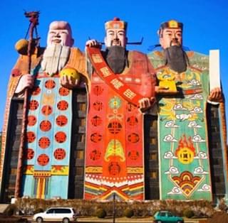 中国最辣眼睛的9个建筑