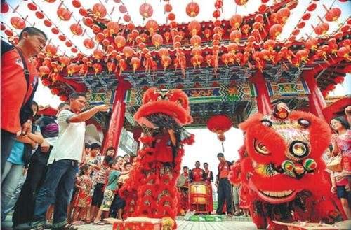 """春节文化在海外走红 """"中国年""""备受青"""