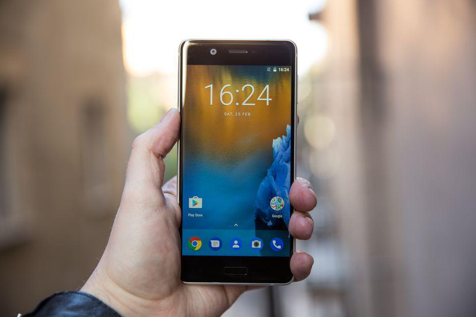 2017年诺基亚智能手机销量全年增长,达845万部