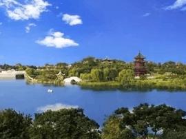 """泰州凤城河风景区获第17批""""国家水利风景区"""""""