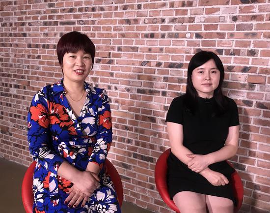 刘凤杰、司明霞做客网易直播