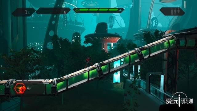 货不对板的期待之作 PS4独占《Matterfall》测评