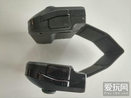 LR键(设计折叠状态下拍摄)
