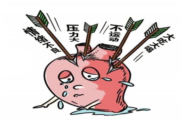 """健康公开课:别让你的心""""哇凉哇凉的""""!""""心病""""该如何调节"""