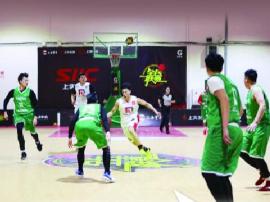 响当当!全民篮球联赛已成为岛城金牌业余赛事