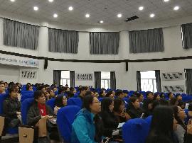 中国银行吉林省分行校招宣讲会点燃学子就业期待