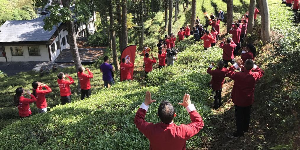 网易福建带你揭秘武夷山千年传统开山祭茶仪式