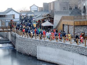 元旦小长假河北省接待游客348.85万人次