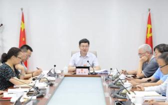 潼南区长王志杰:牢牢抓住招商引资和有效投资