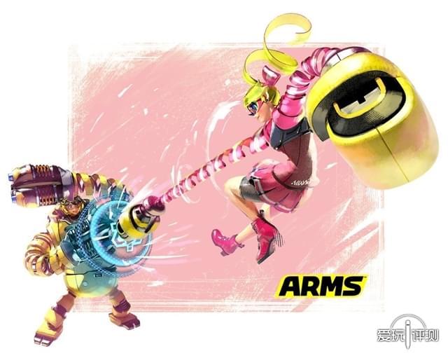 麒麟神臂,谁与争锋!NS独占《Arms》评测