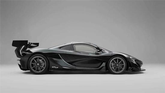 迈凯伦P1 LM钮北6分43秒22 成最快量产车