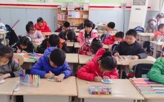青岛郑州路小学趣味学习 体验快乐特色数学作业