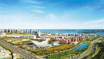 青西新区公布未来三年行动计划 加快建设美丽新区