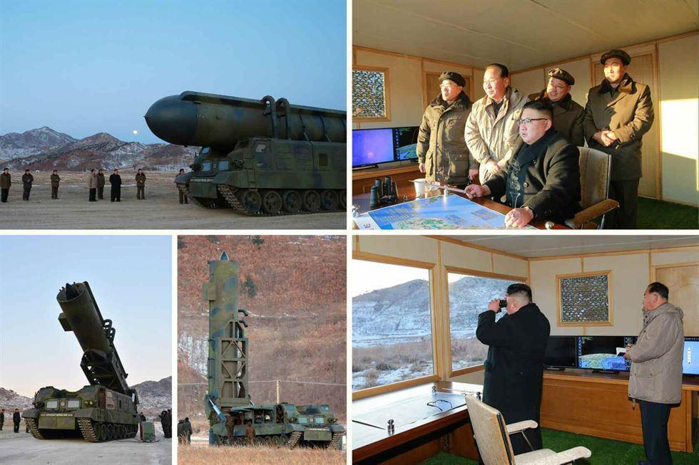 日本与中亚五国外长发表联合声明共同谴责朝鲜
