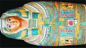 古埃及黄金面具下月亮相厦门