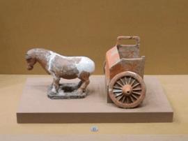 看大同博物馆 体会拓跋北魏发达的雕刻艺术
