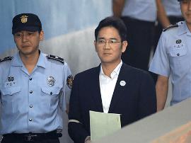 三星李在镕行贿获刑:巨富为何铤而走险 谁来接班