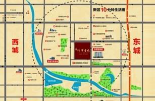 城市主人区位图
