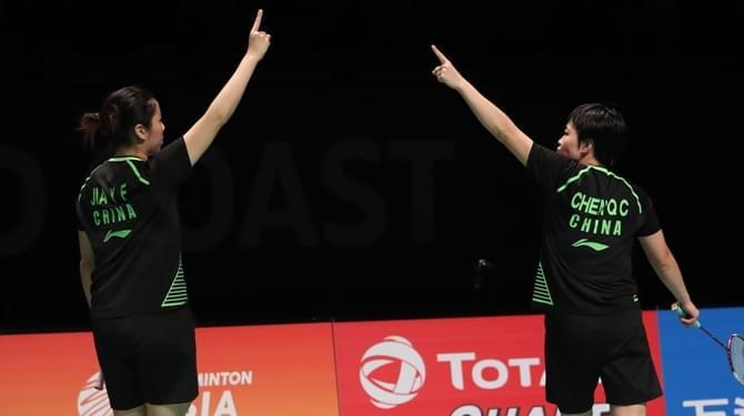 苏杯中国3-2险胜日本 混双女单落败女双完胜