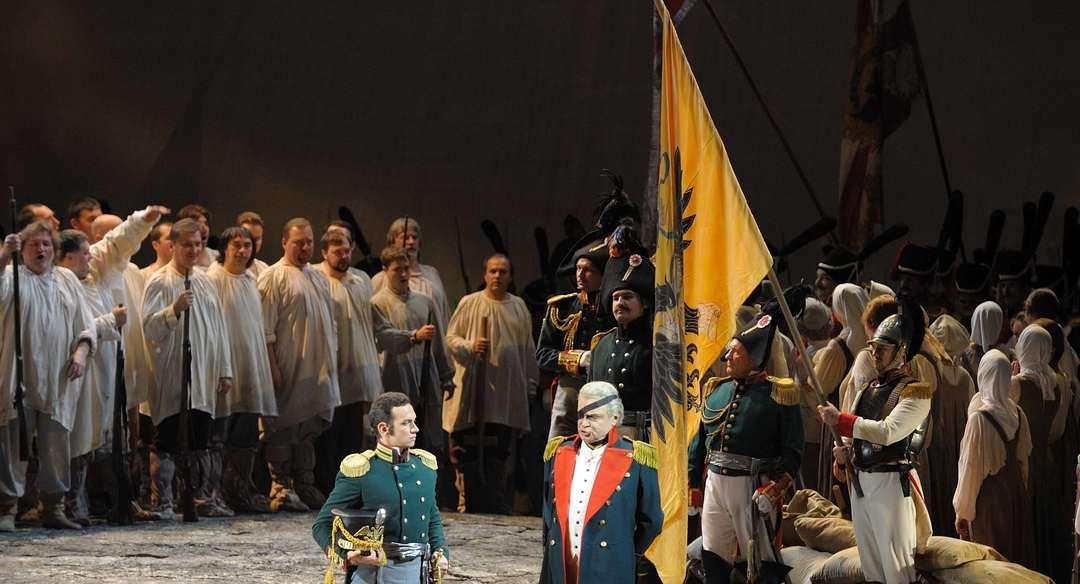 捷杰耶夫领衔马林斯基剧院 歌剧《战争与和平》
