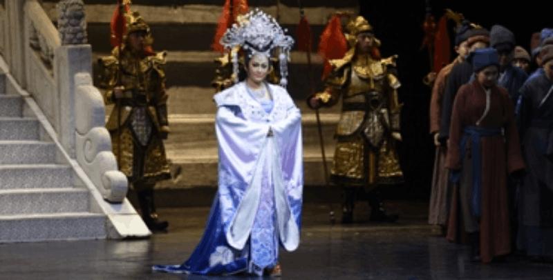 第五届天津五月音乐节 天音《图兰朵》精彩上演