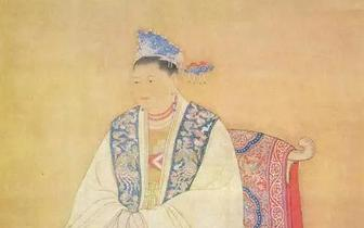 台北故宫博物院珍藏的宋代皇后坐像 装扮特殊