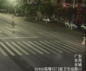 东莞醉驾司机致行人腾空飞出十多米后 加速狂奔
